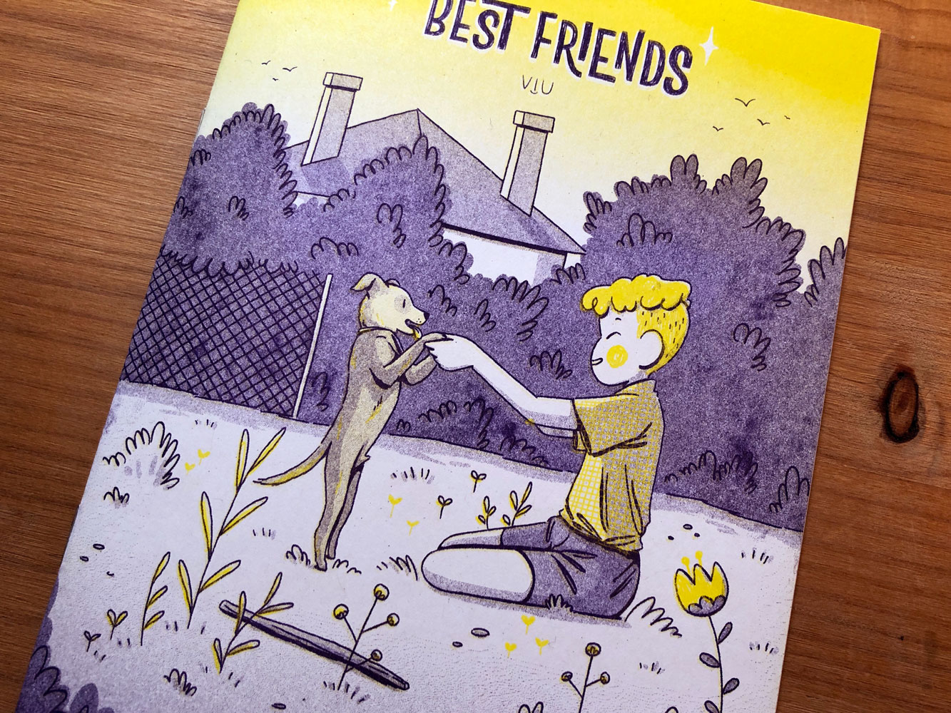 Best Friends Zine