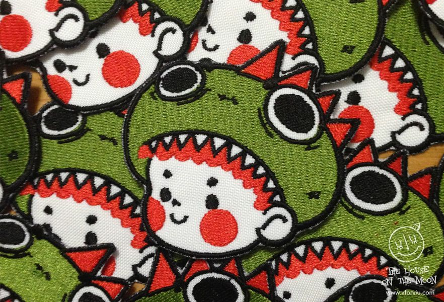 New stuff: Cute patches!