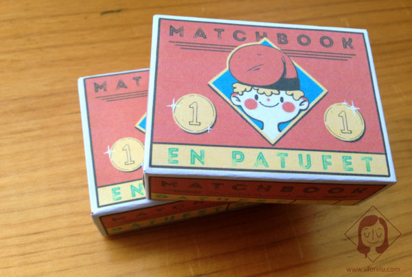 Matchbook © VforViu. All Rights Reserved.